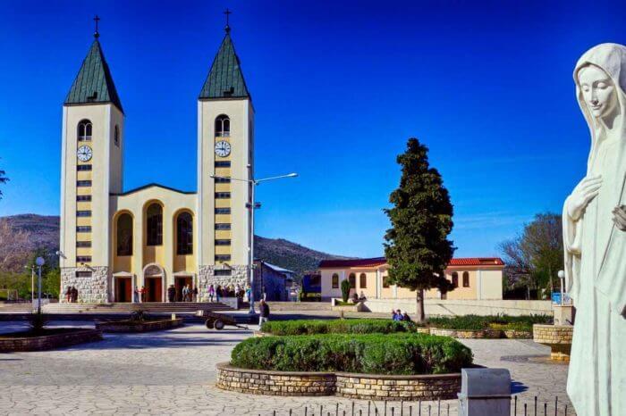 Pellegrinaggio a Medjugorje – MAGGIO