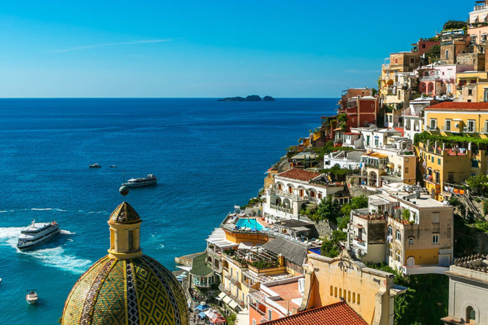 Salerno – Abbazia della Santissima Trinità e Costiera Amalfitana in stile minicrociera – GIUGNO