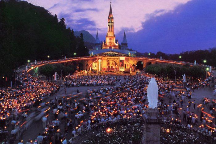 Pellegrinaggio a lourdes in occasione del 162esimo anniversario delle apparizioni – FEBBRAIO 2020