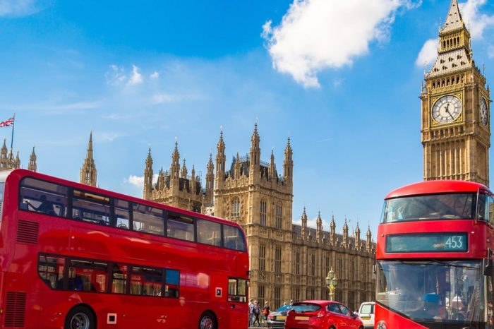 Londra – Tour nella City Cosmopolita dal Fascino Antico – GIUGNO 2020